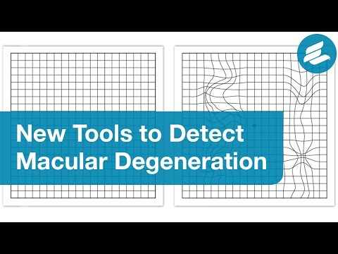 How to Check Your Own Eyes for Macular Degeneration