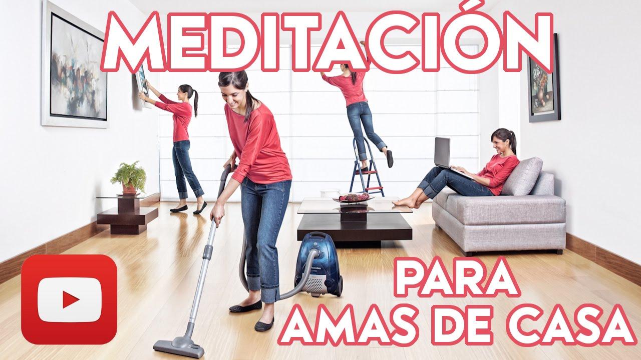 Meditaci n para amas de casa orden y paz en el hogar - Hacer meditacion en casa ...