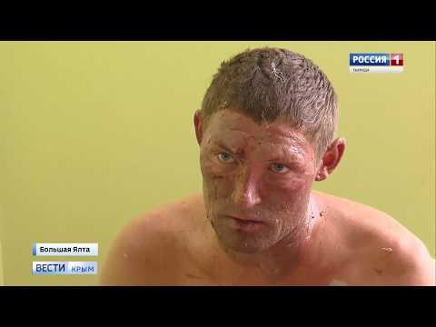"""Суд арестовал """"ялтинского поджигателя"""""""