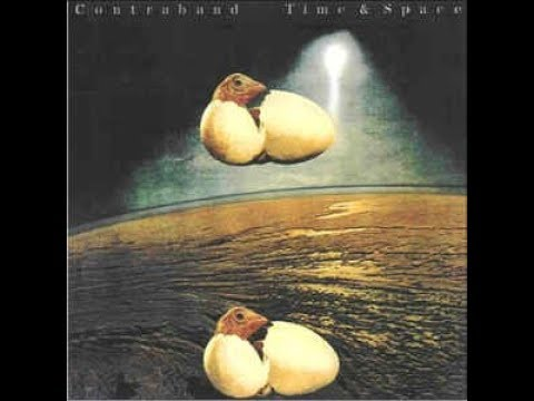 Contraband - Time & Space 1971 FULL VINYL ALBUM (jazz rock, jazz fusion))