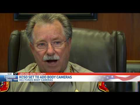 Sheriff Youngblood, activist group reacts to deputies wearing body cameras