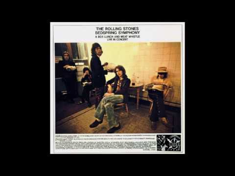 The Rolling Stones - Bedspring Symphony - Full Album, 1973, Soundboard