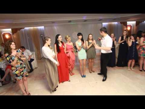 Мегаотрывной танцевальный батл на выкуп невесты