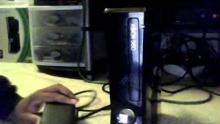 Xbox 360 slim POWER BUTTON PROBLEM