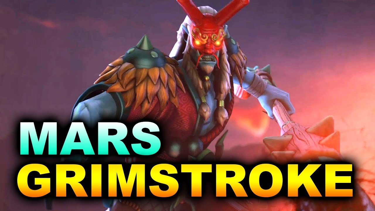Here's everything we know about new Dota 2 heroes, Grimstroke and Mars