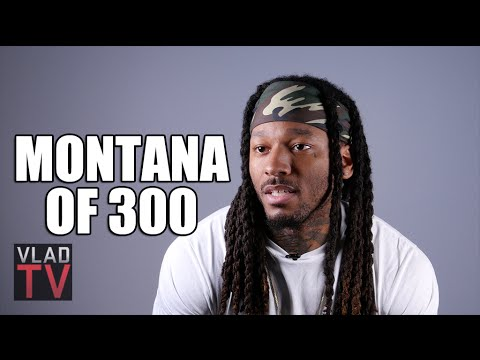 Montana of 300: Rappers I Remix Are Intimidated, Collab is their Funeral