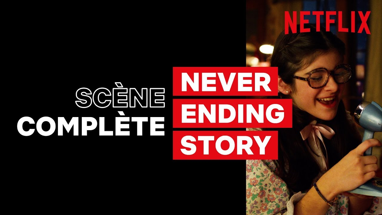 La Chanson De Suzie Et Dustin Scene Complete Stranger Things 3 Netflix France