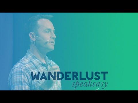 """How to Explore Consciousness"" Jeff Warren at Wanderlust's Speakeasy"