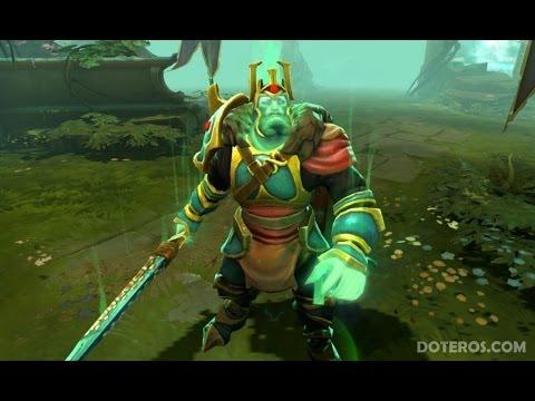 видео: Гайд на leorik  - dota 2.  wraith king  - теперь его зовут.