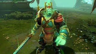 Гайд на Leorik  - dota 2.  Wraith king  - теперь его зовут.