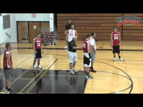 Utilize the 1-3-1 Defense to Create Pressure on the Ball