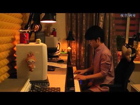 时间煮雨 夜色钢琴