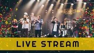 Live Stream: Berlin Boom Orchestra + Team Rub-a-Dub Berlin