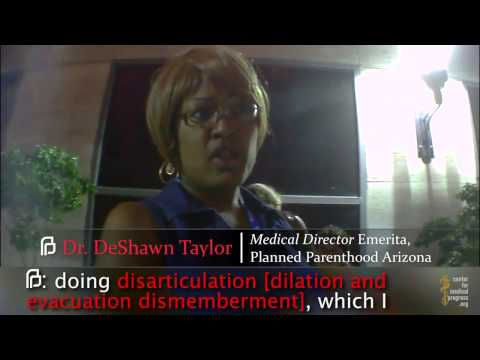 """Planned Parenthood Abortionist: """"Pay Attention to Who's In the Room"""" to Deal With Infants Born Alive"""