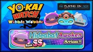 Yo-kai Watch Wibble Wobble - Kat Kraydel and Hidabat Awoken!