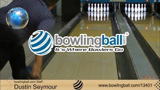 bowlingball.com DV8 Creed Bowling Ball Reaction Video Review