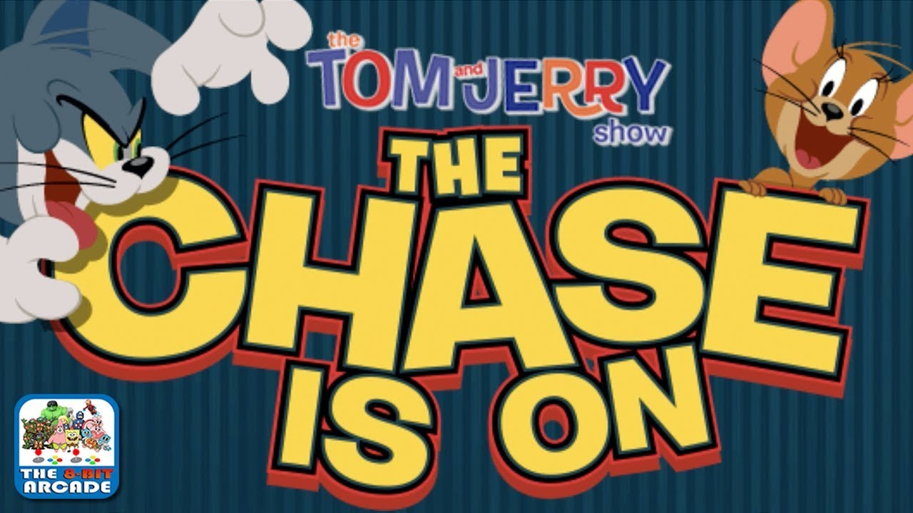 The Tom and Jerry Show: The Chase Is On - Classic Chase Never Gets Old (WB Kids Games)