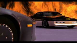 Knight Rider 2: New Game - First Mission Movie