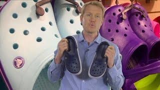 видео Crocs