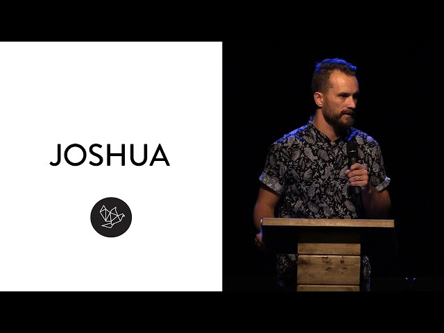Joshua 1:10-11 -- Details Ahead--Proceed with Faith (9/30/2018)