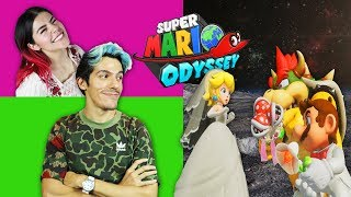 ¿CON QUÍEN ELIGES QUE SE CASE PEACH? BOWSER O MARIO GAMEPLAY FINAL | JUXIIS LOS POLINESIOS