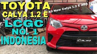 Toyota New Calya 1.2 E Exterior & Interior | Toyota Indonesia