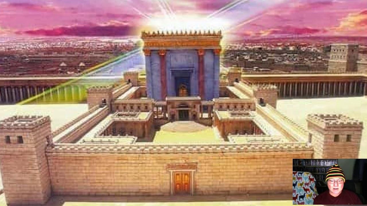 Jew Detector: WOW!!! Muslim's INSIST Israel Build 3rd Jewish Temple On