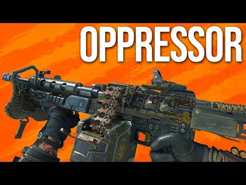 Black Ops 4 In Depth: Oppressor Operator Mod (Titan LMG)