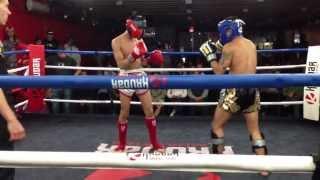 David (Southside) Vs. Krudar Fighter  Round 1