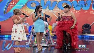 Wowowin: Aegis songs with DonEkla and Amal Rosaroso