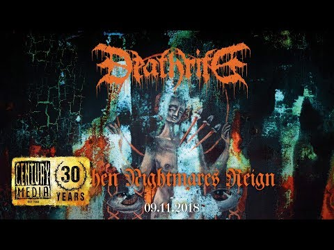 DEATHRITE - When Nightmares Reign (Album Track) Mp3