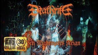 DEATHRITE - When Nightmares Reign (Album Track)