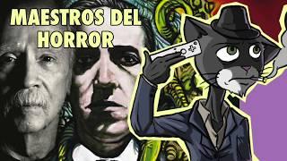 Ovejas Eléctricas - Lovecraft y Carpenter, maestros del horror