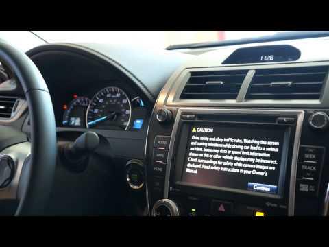 2014 Toyota Camry SE XSP