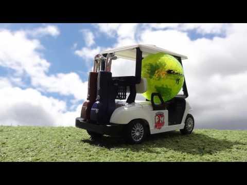 Putt Putt Golf / Chromax Golf Ball Slide Show.