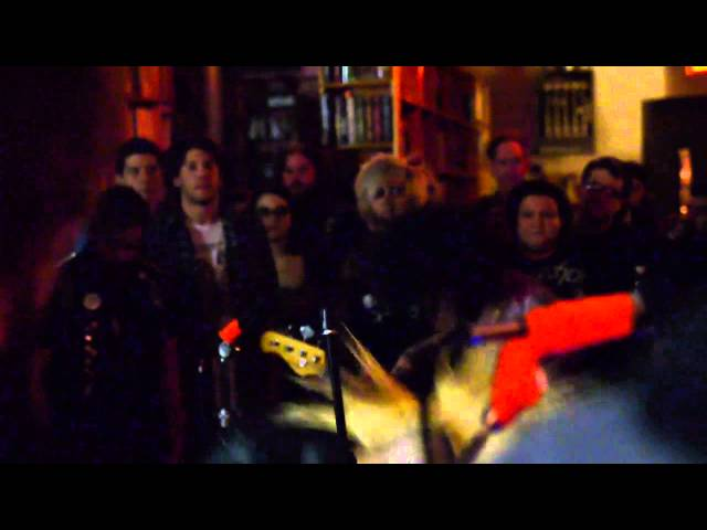 System Fucker - Live @ Nice Price Books 3/15/2014