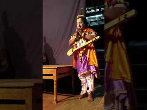 संसारी सुखशांतीसाठी मंत्र एक जाणा म्हणा ओम श्री नारायणा / सुरेख नारद गाणे / खानोलकर दशावतार संगीतसाथ
