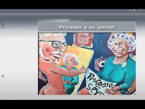 Tiempo Real - 'Pricasso' y su 'pincel' (2010)