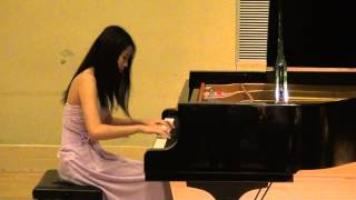 Prelude and Fugue No.20 in A minor, Book 1, BWV.865 J.S.Bach by Chalasa Laoratthaphong