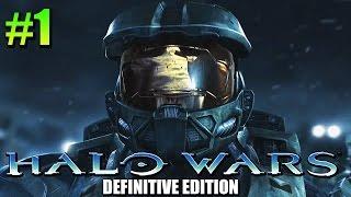 Halo Wars Remasterizado | Misión 1 en Español | Campaña Completa