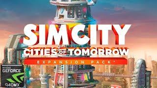 A515-51G-58VH SimCity Cities of Tomorrow