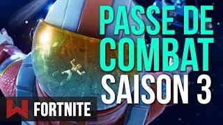 SEASON 3 - NEW COMBAT PASS Fortnite Battle Royale