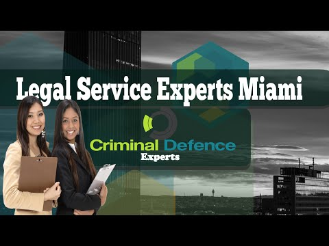 Legal Service Experts Miami | Criminal Defence Attorney Miami Call: 305-363-7644