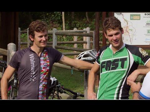 Walton Family Foundation: Slaughter Pen Jam: Mountain Bike Festival Preview on YouTube
