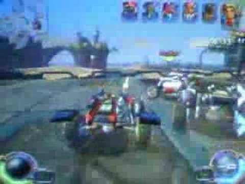 Jak X - #91 Yellow - Atoll Arena - Deathmatch