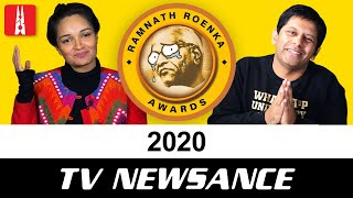 Ramnath Roenka Award is here: honouring the 'best' of TV journalism in 2020