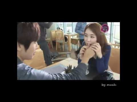 InHyun Couple Yoo In Na & Ji Hyun Woo Love MV仁显cp爱之路(by Much)