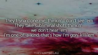 Ty Dolla $ign & Future - Darkside feat. Kiiara (Lyrics | Lyric Video)