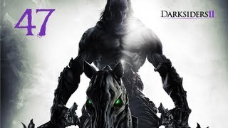 Прохождение Darksiders 2 - Часть 47 — Город Мёртвых: Испытания