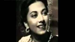 aise mein agar tum aa jaate Suraiya MD Husnlal Bhagatram  Balam 1949